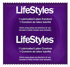 LIFESTYLES SNUGGER FIT CONDOMS_choose your quantity. GREAT PRICES