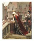 EDMUND BLAIR LEIGHTON Little Prince Medieval PRINT choose SIZE, from 55cm up