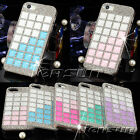 New Bling Luxury 3D Crystal Diamond Case Back Cover For Apple iPhone 4 4s,5 5s