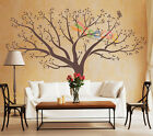 Wall Deco Decal Sticker Removable Giant Large Family Photo Frames Tree