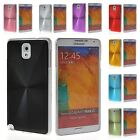Aluminum Metal Hard Plated Back Case Cover For Samsung Galaxy Note 3 N9000