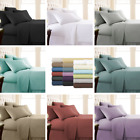 Comfortable 6-Piece Extra Deep Pocket Quality Bed Sheet Set  image