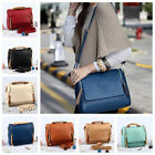 Women Fashion PU Handbag Shoulder Bags Tote Purse Leather Ladies Messenger Bag