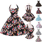 London Location 1 Vintage 50's 60's Party Rockabilly Swing Prom Cocktail Dresses