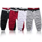 Mens Casual Sport Sweat Pants Harem Dance Shorts Baggy Jogging Trousers Slacks
