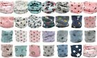 Kid Boy Girl Multi Function Cotton Neck Warmer Scarf Hat Bandana Headband Snood