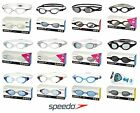 SPEEDO SWIMMING GOGGLES - ADULT Sizes - Eye Protection (UV, Anti-Fog, New)