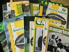 Norwich City HOME programmes 1960s & 1970s FREE P&P UK Choose from list