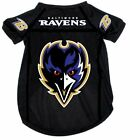 NEW BALTIMORE RAVENS PET DOG MESH FOOTBALL JERSEY ALL SIZES ALTERNATE BLACK $17.49 USD on eBay