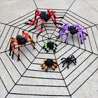 NEW Fashion design 58inch & 115inch SPIDER WEB Decoration for Halloween Props