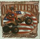 ALL AMERICAN OUTFITTERS 4 WHEELER YOU RIDE STRONG SHIRT #2529