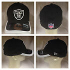 Oakland Raiders 2014 New Era 39Thirty Team Color Player Coach Onfield Cap Hat