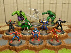 Build Your Heroscape Army - Complete Marvel: Conflict Begins 10 Figures Only Set