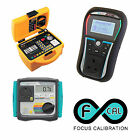 Calibration of PAT Tester - Postage Included, Collection Option Available