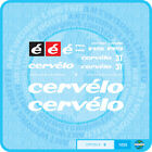 Cervelo - R5 - Bicycle Decals Transfers Stickers