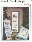 Victoria Sampler - Counted Cross Stitch Leaflets- + accessory pack - You Choose