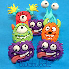 FUNKY MAD MONSTER EARRINGS FUN COOL KITSCH KAWAII CARTOON FANCY DRESS CUTE EMO 8
