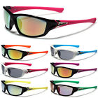 Sport Wrap Around Women Sunglasses Cycling Running Boating Driving Black White