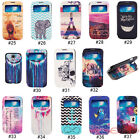 Fashion Colorful PU Stand Flip Full Body Case Cover For Samsung Galaxy S4 i9500