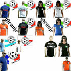 TICILA Football World Cup Fan T-Shirt Jersey S/M/L/XL/XXL/3XL Public Viewing