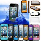 Choose Color Waterproof Shockproof Dirt Proof Durable Case For Apple iPhone 5 5S