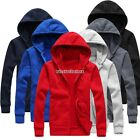 Coat Hoodies Jacket Mens Womens Sweatshirt Sweaters Winter M-XXL Slim Fit N98B