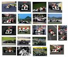 Ayrton Senna - Formula One - A1/A2/3 Poster Print Selection #2 - Choice of 20