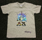 Disney Epic Mickey 2 - The Power of Two Grey Kids T-Shirt 5-6 / 7-8 / 9-10 years