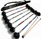 """Star"" Flower Stick Set with Hand Sticks and Bag - Devil/Juggling Stick"