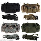 Utility Tactical Waist Pack Pouch Military Waterproof Hiking Outdoor Bag #Cu3