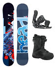 Head Fusion Rocka 159 WIDE Snowboard+2014 Flite Bindings+2014 Flow BOA Boots NEW
