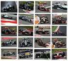 Lewis Hamilton - Formula One - A1/A2 Poster Print Selection #3 - Choice of 20