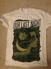 Our Last Night t-shirt metal core BMTH Architects