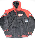 Detroit Red Wings Jacket, Lined & Hooded, Size Large, Brand New w/Tag!