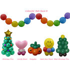 Sempertex Modelling Balloons Assorted Colours Fashion Solid Decorator DIY Kit