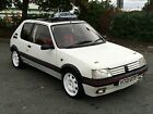 peugeot 205 gti 1.9 track rally car