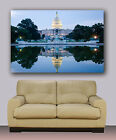 "Washington DC Capital building, Huge giclee canvas print.  30""x40"""