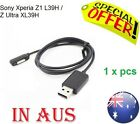 Desktop Magnetic USB Charger Cable Adapter for Sony Xperia Z1 Z2 Z3 Z3 Compact