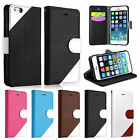 New Hybrid Flip  Wallet Leather Stand Case Cover For Apple iPhone 6 4.7 inch