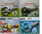 FISKARS  Children's Craft Scissors BEE FISH PANDA LADYBIRD HANDLE