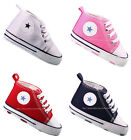 Infant Toddler Baby Boy Girl Soft Sole Crib Shoes Sneaker Newborn to 18 Months