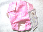 Doggie Diapers - Pink Champaigne - Hand Made in the USA - New W /Tags