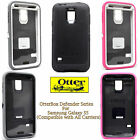 Genuine Otterbox Defender Case For Samsung Galaxy S5 S V Black Pink White Grey