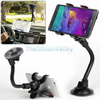 360° Car Windshield Dashboard Suction Cup Holder Mount Cradle for Cell Phone GPS