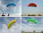 Line Parafoil Parachute Sports Beach Kite Easy to Fly 4 Colors 2.5m Power Dual