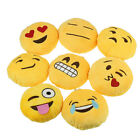 Cute Emoji Smiley Lovely Key Chain Soft Toy Plush Gift Bag Accessory YW Lovely