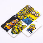 """Despicable Me Minion Apple iPhone 6 Plus 5.5"""" Inch TPU Silicone Gel Case Cover"""