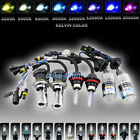 35W / 55W HID Xenon Headlight Coversion Slim Dual Beam Hi-Lo Lights Bulbs Lamps