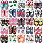 shoeszoo UK new soft leather baby/toddler slippers first shoes up to 4YRS