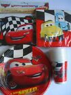 DISNEY CARS {Amscan} PARTY RANGE {fixed £1 p&p}